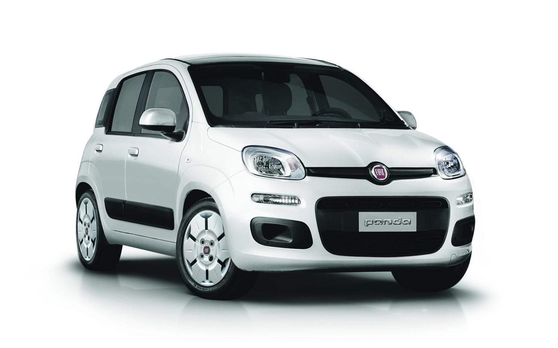 wypożyczalnia samochodów - Panda