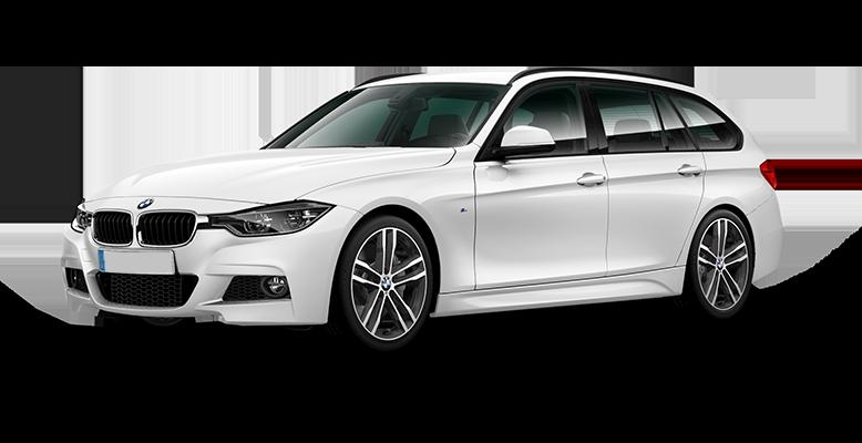 wypożyczalnia samochodów - BMW 318i